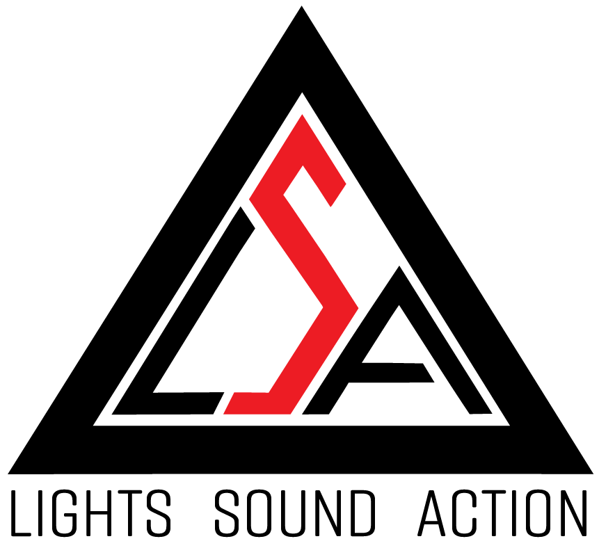 Lights Sound Action – Pipe and Drape – Uplighting – Wedding DJ